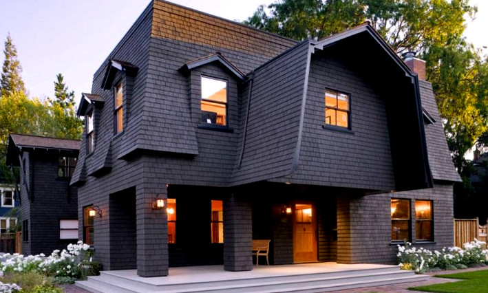 Best roof types specs pros and cons jelly bean roofing for Mansard roof pros and cons